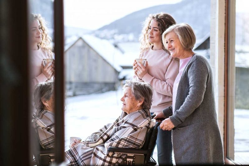 5 Tips When Caring For A Senior Loved One