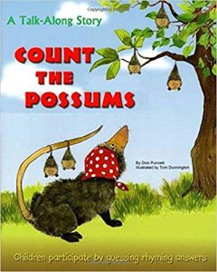 Count the Possums cover