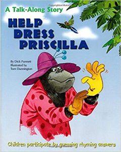 Help Dress Priscilla cover