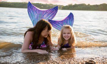 Mermaids, Glitter And Unicorns
