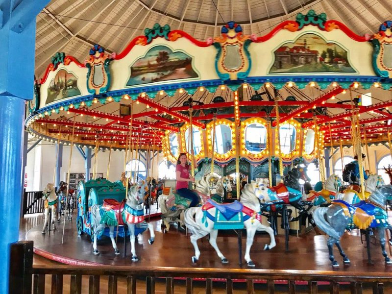 The Last Carrousel Ride