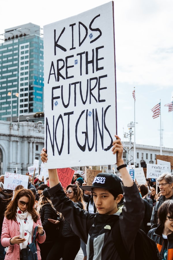 What Is Giving Rise To Hate and Gun Violence?