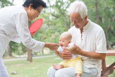 Is The Role GRANDparents Play Bigger Than We Thought?