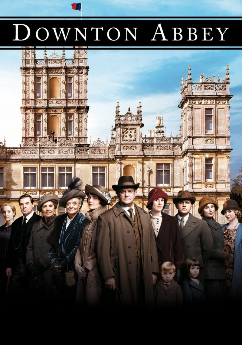 Downton Abbey Fan? Don't Miss This Movie!