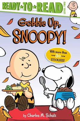 Gobble Up Snoopy cover