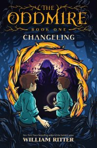 Oddmire Changeling cover