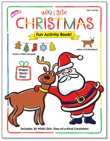 Wikki Stix Help Take The Chaos Out Of Christmas