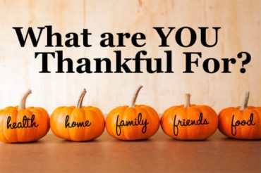 Be thankful! It's good for you: The health benefits of gratitude