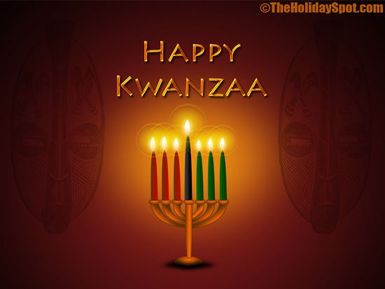 Wishing You A Happy Kwanza!