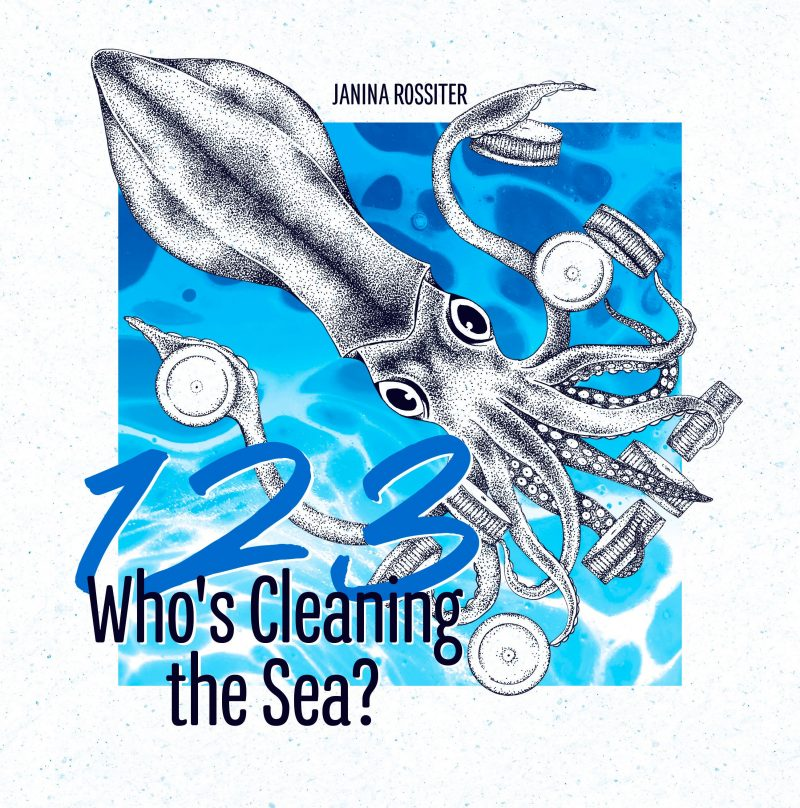 1,2,3 Who's Cleaning the Sea?