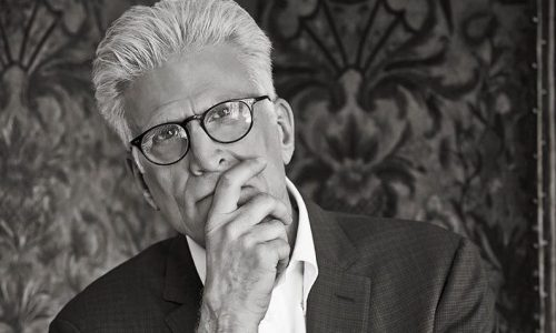 Ted Danson Finding His Good Place
