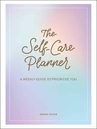 The Self Care Planner cover