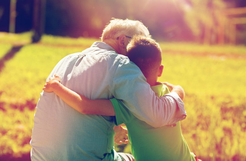 SPECIAL NEEDS CHILDREN: Grandparents Can Be In Your Corner