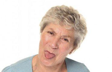 Not This Grandma