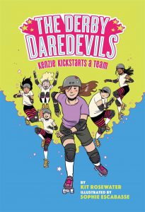 The Derby Daredevils cover