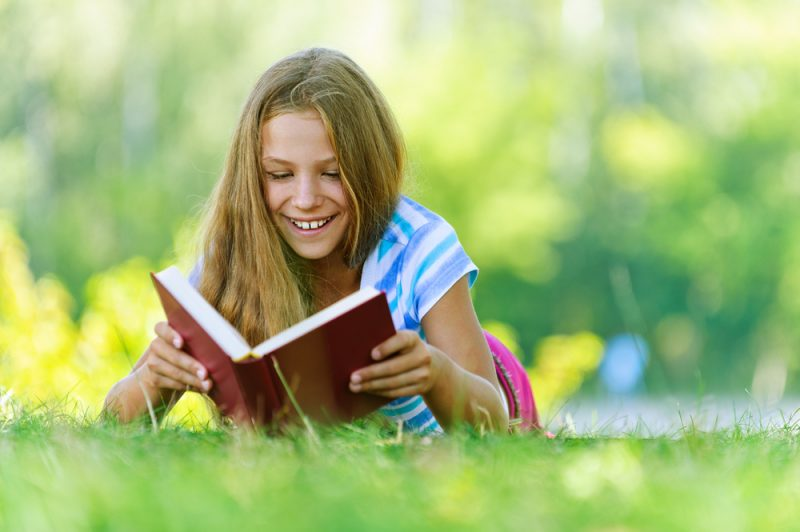 Four Tween Books for Spring