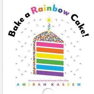 Bake a Rainbow Cake cover