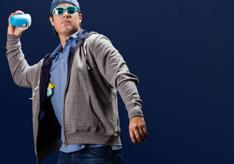 THE DAD HOODIE: A Very Cool Mother's or Father's Day Gift!
