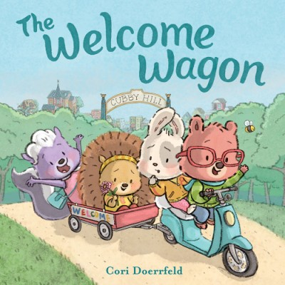 The Welcome Wagon cover
