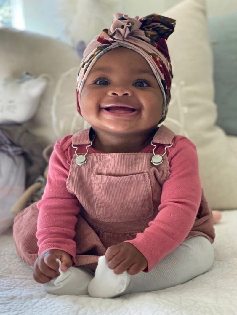 2020 Gerber Baby Is First Adopted Baby Chosen For Campaign