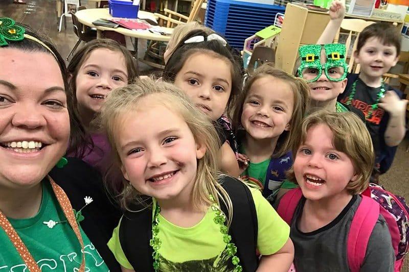 2020 National Teacher Of The Year Teaches Preschoolers