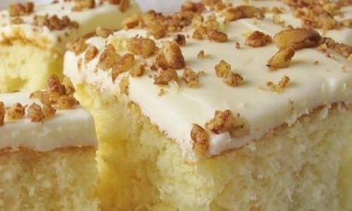 Precious Pineapple Cake