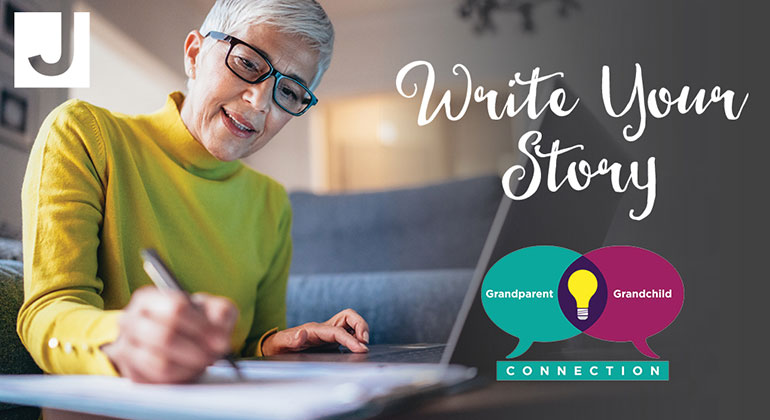 Grandparents, Please Write Your Stories!