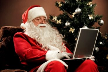 Do Your Grandkids Want To Talk To Santa?