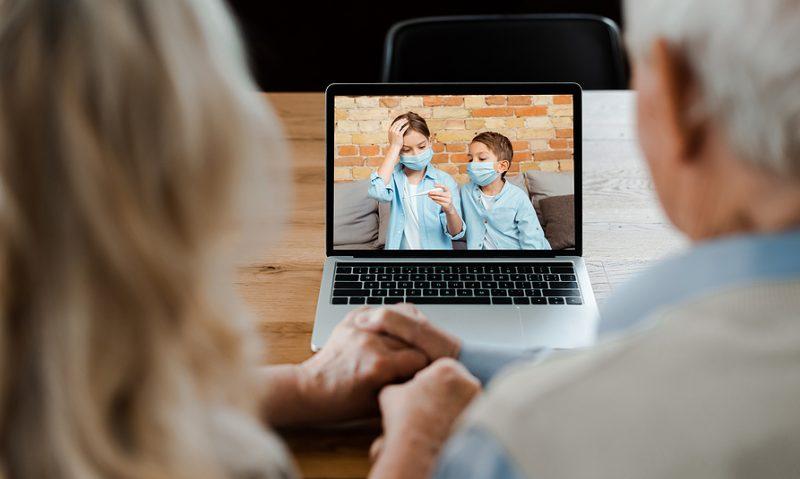 Grandparenting During The Pandemic