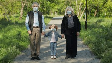 Grandfamilies: Facing A Pandemic While Living Together