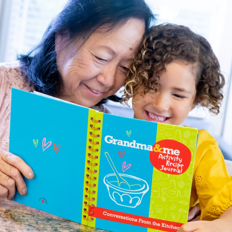 The Gift Of Love, Laughter, And Legacy: Grandma & Me
