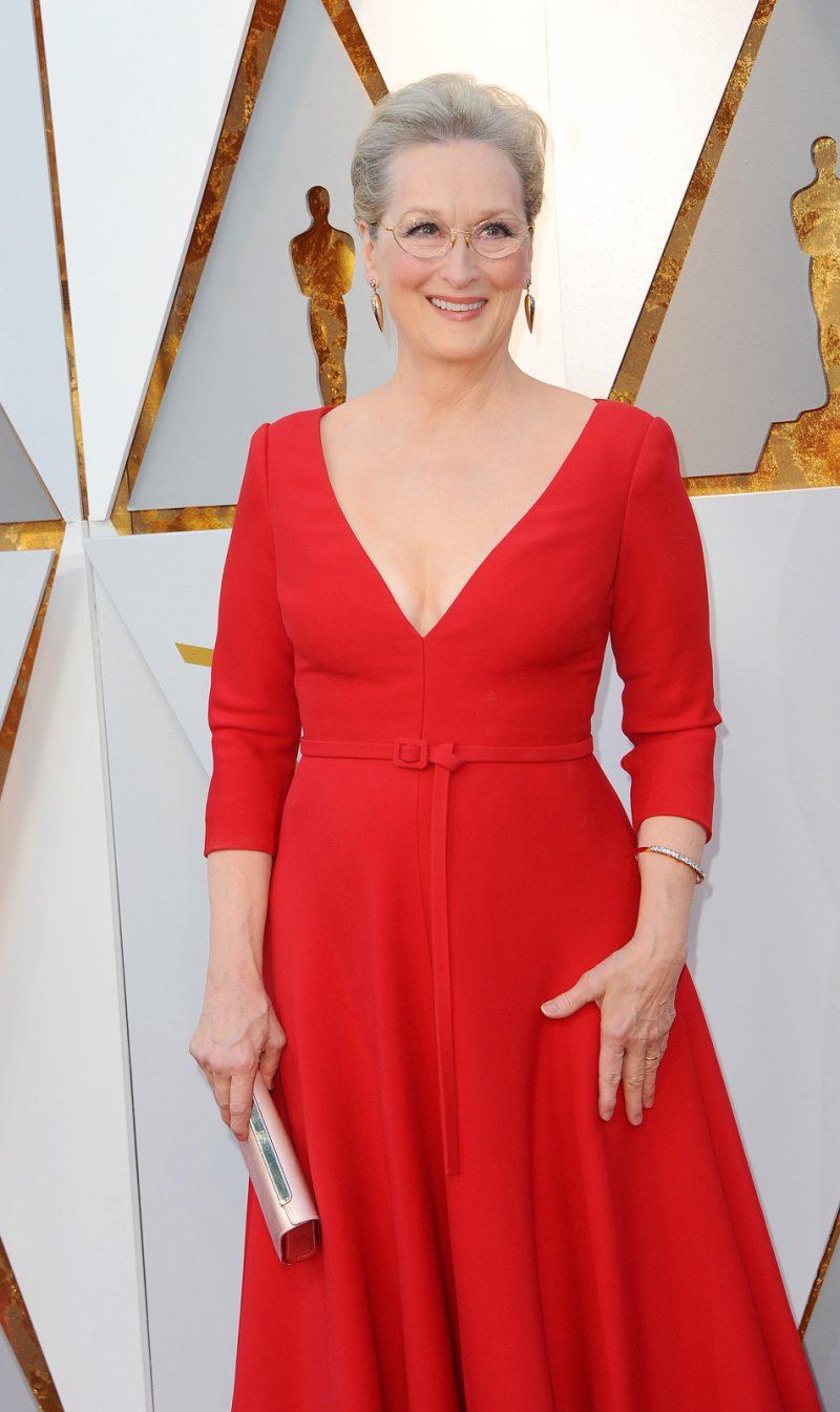 Meryl Streep – So Many Films, So Much Time