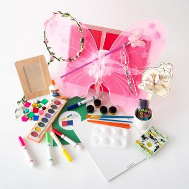 Let The Art Box Academy Bring Out The Artist In Your Grandkids