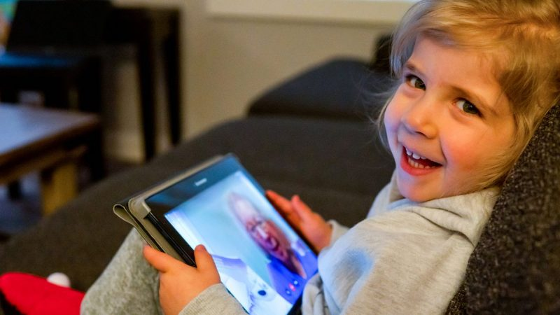 20 Video Chat Activities To Keep Kids & Grandparents Connected