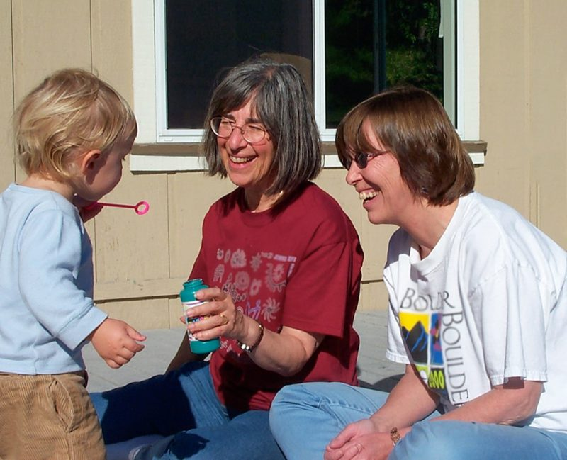 PLAY: How Grandparents Enhance The Lives Of Young Children