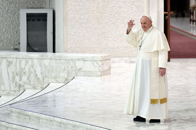 Pope Announces International GRANDparents Day!